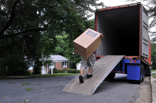 Efficiently Pack a Moving Truck